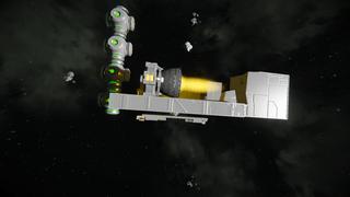 Thruster tester