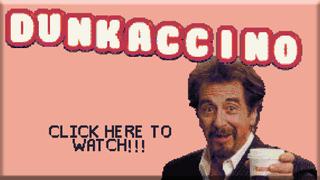 Dunkaccino Commercial