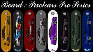 Board Pixelcar Pro Series 8 Decks