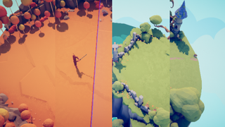 Duo attacks