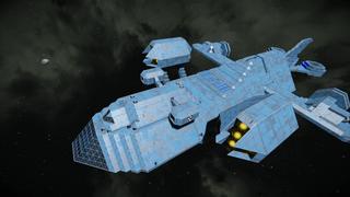 Carrier ship mk6