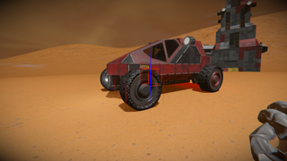 Scout buggy salvage