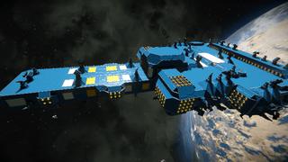 Jx 950 Bepi Dreadnought 2125 Refit