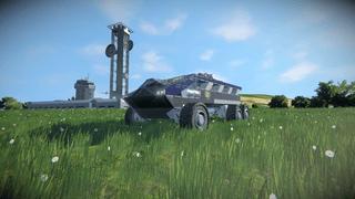 COI Osiris Escort Rover