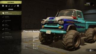Chevrolet Mad Max Ha ha ha - SCOUT