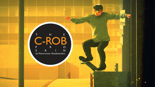 The C-Rob - Pro Skater's Skin