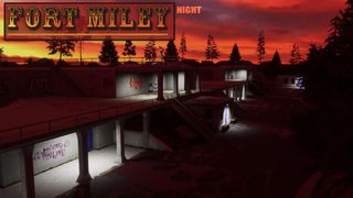 Fort Miley Night