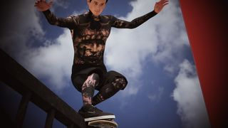 Halloween style body suit for Skater XL
