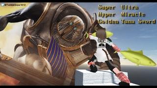 SuperUltimateGoldenTuna Sword