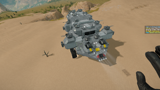 Hover Rover