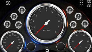 Beam ng Gauge and button box