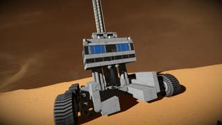 Mining Platform Marty