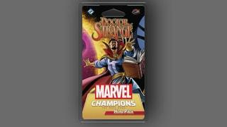 Doctor Strange - Hero Pack (MC08en)
