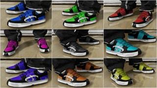 Down Kingz 9 Colors