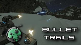 UfoL's Bullet Trails (Tracers) - Blue