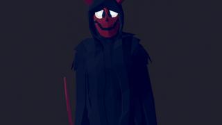 Demon Ghostface