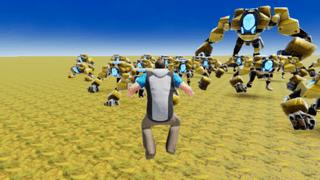 War of Robot