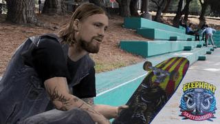 Elephant Skateboards - Circus Deck (dipped)