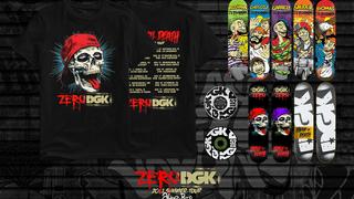 Zero DGK Fresh Til Death Tour 2011 Bundle