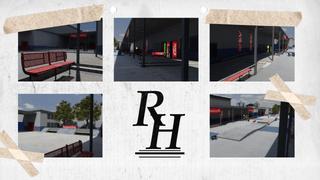 Rosewood High - STPN x Lock
