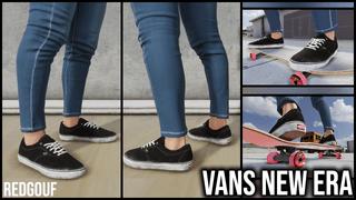 Vans - Era [Black/White]