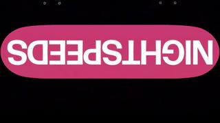 Nightspeeds Intro Logo Deck and Logo Grip