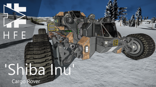 HFE 'Shiba Inu' Cargo Rover