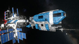 Blue Ambassador Explorer