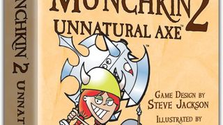 Munchkin Expansion 2 (Unnatural Axe)