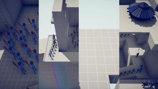 Faction Simulation Battles Campaign