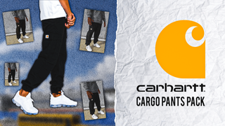 Carhartt Cargo Pants Pack