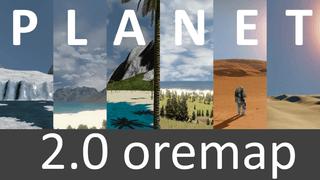Planet 26 Oremap