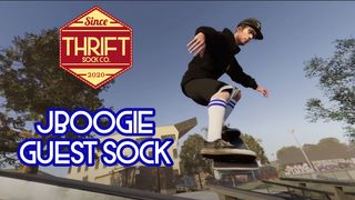 THRIFT Jboogie Guest Socks