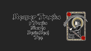 Reaper Trucks Tarot V2