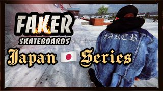Faker Skateboards Japan Series Vol 1