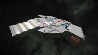 U.S.S. DEFIANT (Star Trek)