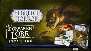 Eldritch Horror - Forsaken Lore