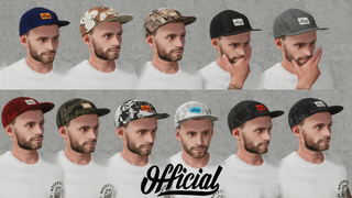 Official Brand 5 panel pack1