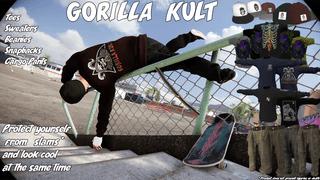 Gorila Kult Concept Drop