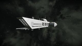 FEM Excaliber Battlecruiser