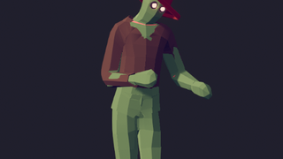 ZOMBIE FROM PLANTS VS ZOMBIES