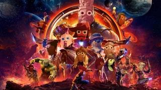 Tabs: Infinity War