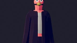 Legendary Chicken Man