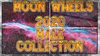 Moon Wheels - Complet 2020 Male Collection
