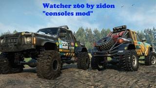 Watcher z60 by zidon