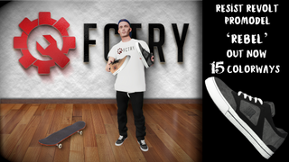 FCTRY Shoes – Rebel (2/3)