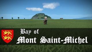 Bay of Mont Saint-Michel