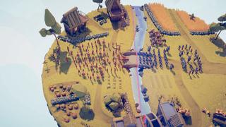 Farmer Vs Medieval
