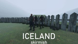 Iceland (Duelyard and skirmish)