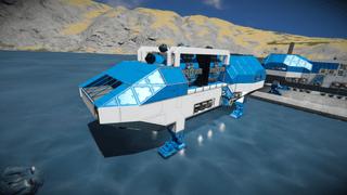 The Humpback (Ion) Hydrogen Transporter